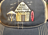 """Maui Mike's Beach House"" Trucker Hat"