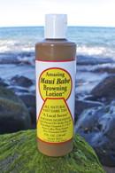 Maui Babe Browning Lotion 8 oz