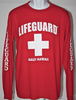 Men's Long Sleeve Lifeguard Shirt