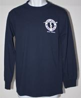 Men's Long Sleeve Navy MMBH Surfer Shirt