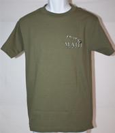 Men's Circle Maui Hawaii Island Chain T-shirts