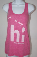 Women's HI Islands Racer Back Tanks