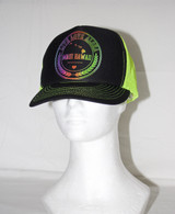 "Maui Neon ""Live Love Aloha"" Trucker Hat"