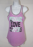 "Women's ""Mermaids Love Surfers"" Tank Top"