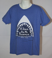 "Boys ""A Shark Ate My Homework"" T-Shirt"