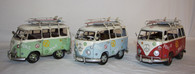 Old School Surf VW Peace & Love Vans