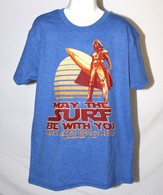 "Kids ""May The Surf Be With You"" T-Shirt"