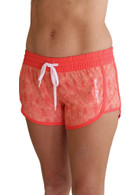 Maui Rippers Women's Coral Palm Hottie Board Shorts