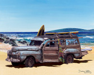 Ford Woody Cruiser Art