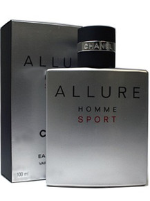 Bottle ALLURE SPORT (100ML) EDT