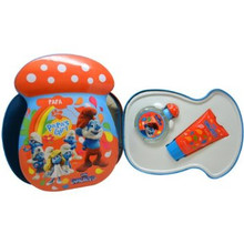 SMURFS PAPA TIN 2PC (50ML) EDT
