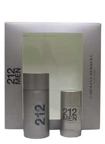 212 MEN 2PC (100ML) EDT - GIFT SET