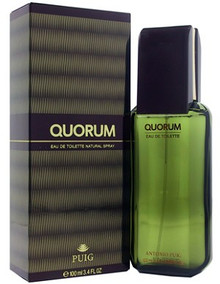 QUORUM (100ML) EDT