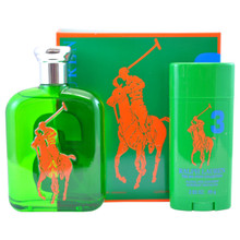 POLO BIG PONY 3 2PC (75ML) EDT - GIFT SET