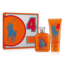 POLO BIG PONY 4 2PC (75ML) EDT - GIFT SET