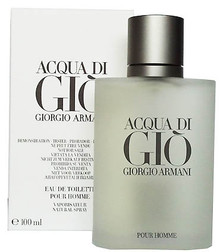 ACQUA DI GIO (100ML) EDT - TESTER