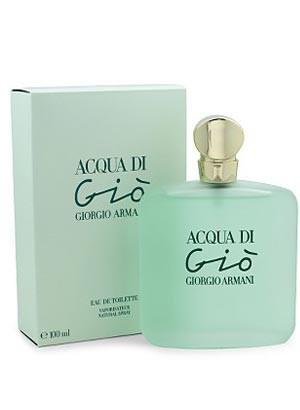 Acqua Di Gio Perfume by Giorgio Armani for Women Tester (100ML) EDT