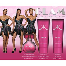 KIM KARDA GLAM 3PC (30ML) EDP - GIFT SET
