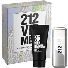 212 VIP MEN 2PC (100ML) EDT - GIFT SET