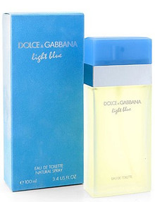 LIGHT BLUE (100ML) EDT