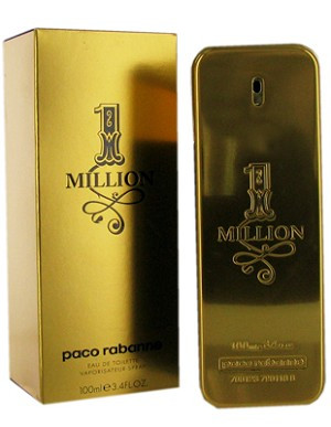 One Million - Designer: Paco Rabanne