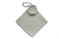 Out of Stock Certified Organic Cotton Square Joy Pot Holder