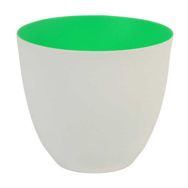 Porcelain Tea Light, Green
