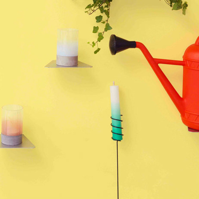 Garden Torch and Ombre Candles