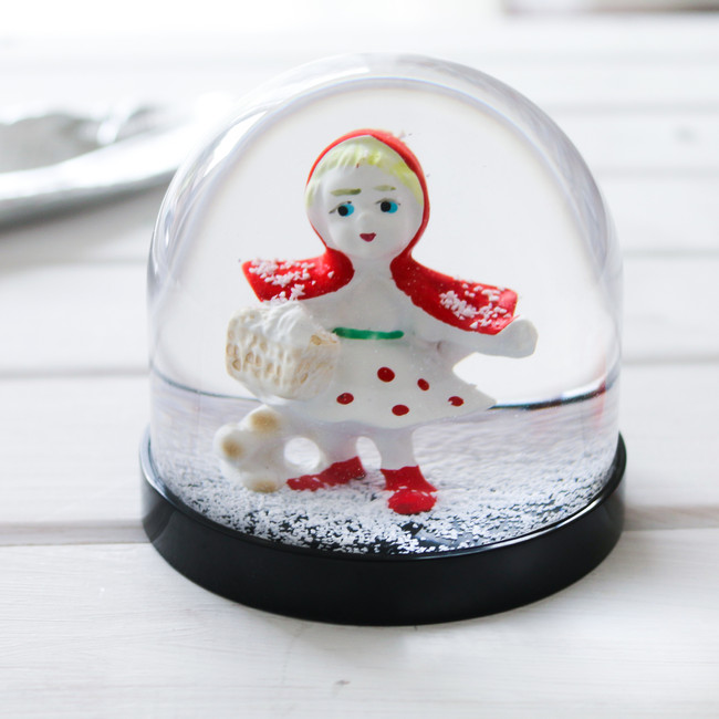 Snow Globe, Little Red Riding Hood
