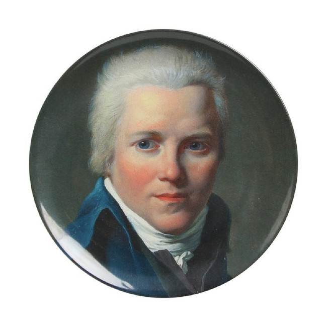 Melamine Plate, National Gallery Portraits David