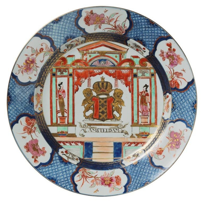 Melamine Plate, Shield