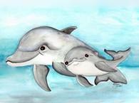 dolphin mom