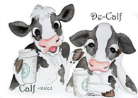 calf /decalf