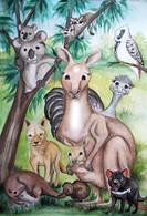 Australian animals grouping