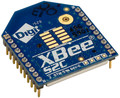XBee S2C DigiMesh 2.4 through-hole module w/ PCB antenna