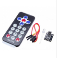 Infared Remote Control w/ Receiver and IR LED