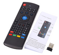 Wireless Mouse Keyboard and Remote Control