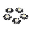 LED - 3W Aluminum PCB (5 Pack, Cool White)