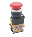 LA38-11M Push Button Switch (Red)