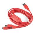 Sparkun Cerberus USB Cable - 6'