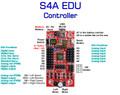 S4A EDU Robotic Controller