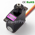 Towerpro MG90D Metal Gear Mini Digital Servo 2.4kg / 0.08sec / 13g