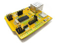 Ethernet Shield with SD Card slot and POE (ENC28J60)