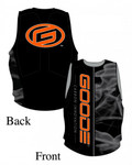 Goode Slalom Vest Red/Orange