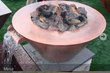 Mesa Fire and Water Bowls – Electronic Ignition