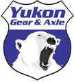 """Yukon right hand axle assembly for '05-'15 Ford """"Super 60"""" F250/F350 front, w/stub axle seal"""