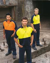 AVPMS - 'Aero' Microfibre Polo Shirt S/S