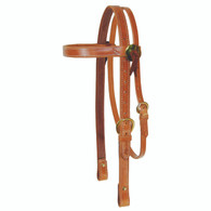 Heavy Snaffle Headstall