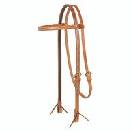 Browband Headstall Tie Cheek
