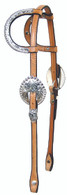 Bubble Flame Headstall